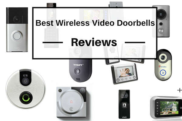Featured image for article: Best Wireless Video Doorbell Reviews