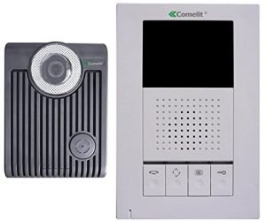 Comelit HFX700M Color Hands-Free Video Intercom Kit
