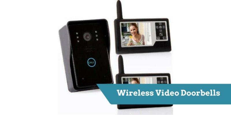Wireless Video Doorbel