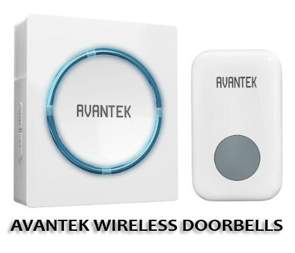 Featured image for article: Avantek Wireless Doorbells Reviews