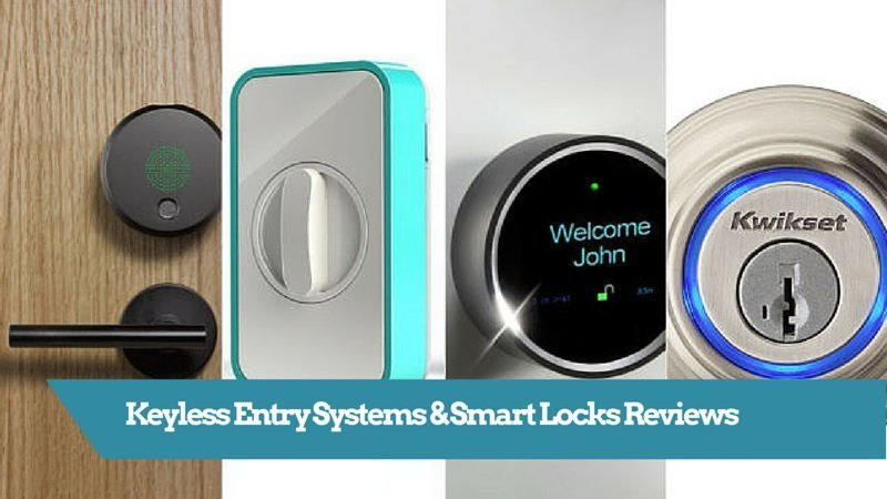 Best Keyless Door Locks Reviews 2018