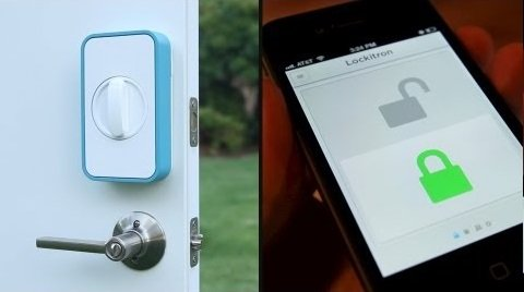 Lockitron Keyless Entry Using Your Phone