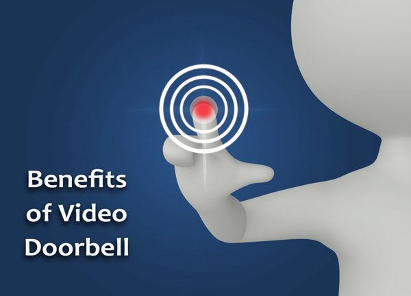 Featured image for article: Benefits of Video Doorbell
