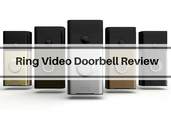 Featured image for article: Ring WiFi Video Doorbell Review