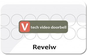 Featured image for article: Vtech video doorbell review