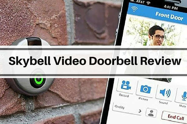 skybell wifi doorbell review
