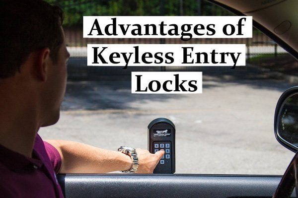Featured image for article: Advantages of Keyless Entry Locks
