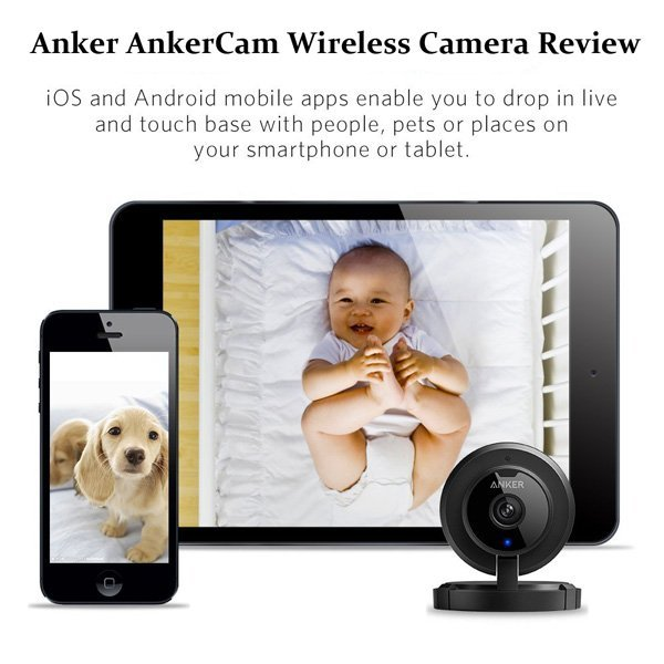 Featured image for article: Anker AnkerCam Wireless Camera Review