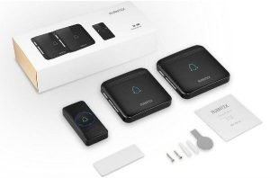 Avantek D-3B Wireless Doorbell System