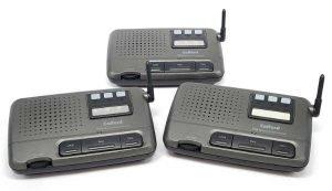 Calford FM Intercom System