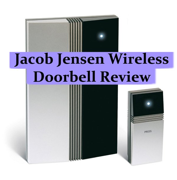 Featured image for article: Jacob Jensen Wireless Doorbell Review