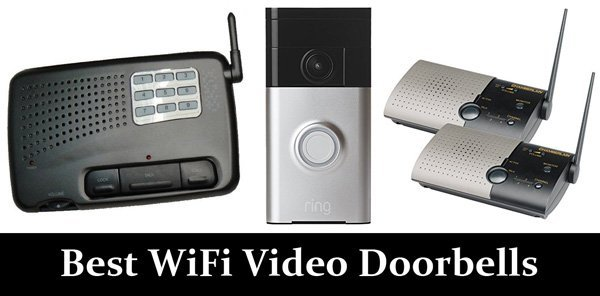 Featured image for article: Best WiFi Video Doorbells