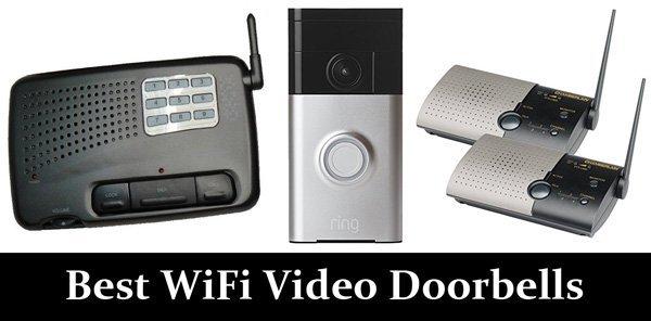 Featured image for article: Best WiFi Video Doorbells
