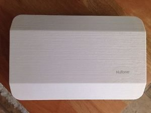 NuTone LA11WH Wired Doorbell