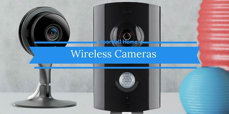 Wireless Cameras