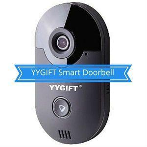 YYGIFT Smart Video Doorbell