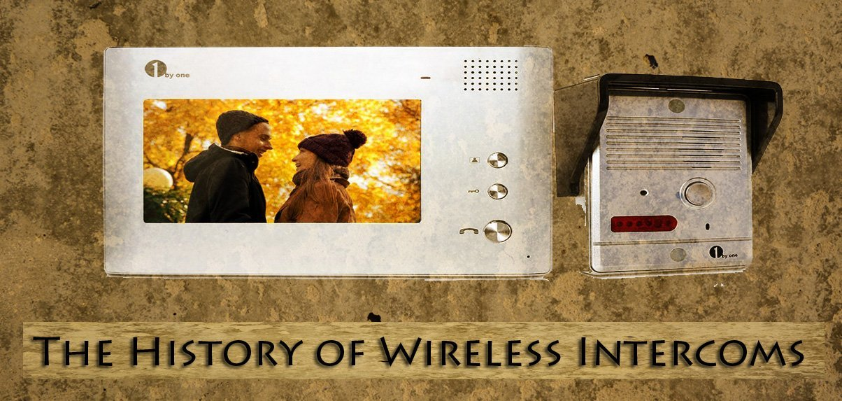 Featured image for article: The History of Wireless Intercoms
