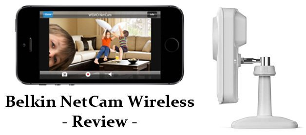 Featured image for article: Belkin NetCam Wireless Review