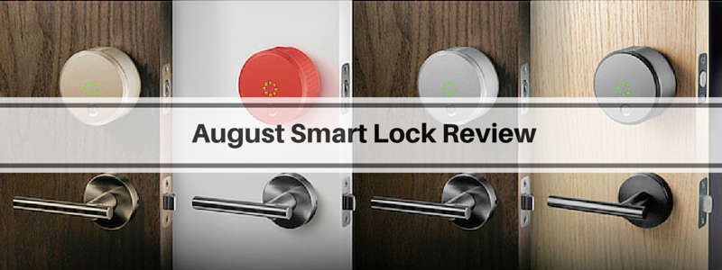 Featured image for article: August Smart Lock Review
