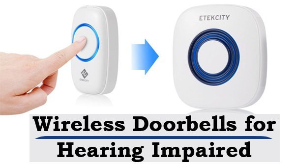 Featured image for article: Wireless Doorbells for Hearing Impaired