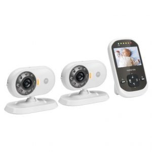 Motorola MBP25-2 Wireless Video Baby Monitor