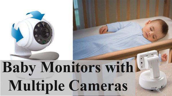 Featured image for article:  Baby Monitors with Multiple Cameras