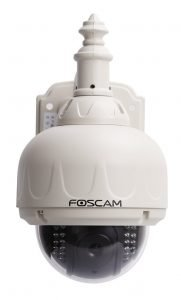 Foscam Outdoor Pan and Tilt Cam