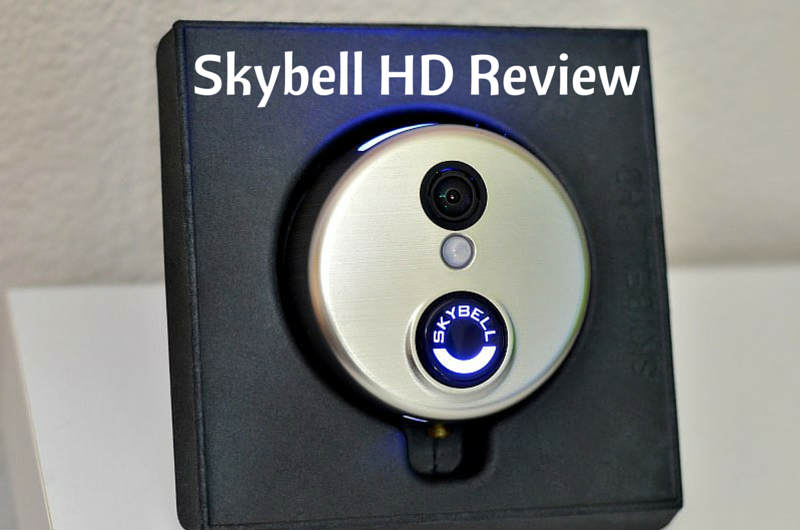 Featured image for article: Skybell HD Video Doorbell Review