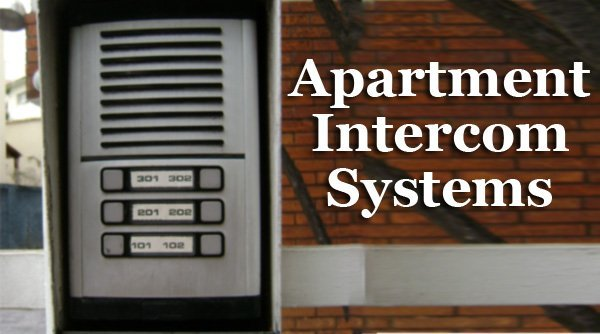 Featured image for article: Apartment Intercom Systems