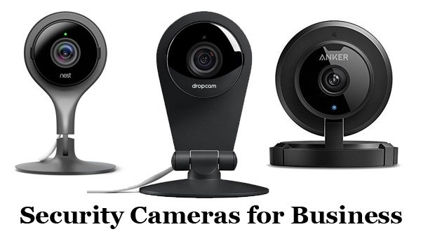 Featured image for article: Security Cameras for Business