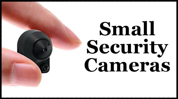 Featured image for article: Small Security Cameras