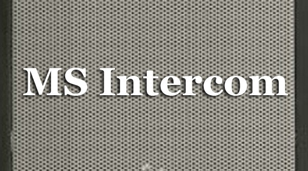 MS Intercom