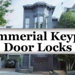Commerial Keypad Door Locks