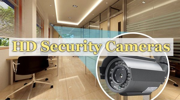 Featured image for article: Best HD Security Cameras