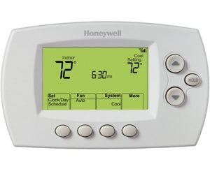 Wi-Fi Programmable Thermostat