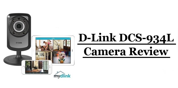 Featured image for article: D-Link DCS-934L Camera Review
