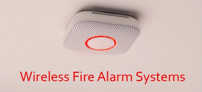 Featured image for article: Wireless Fire Alarm Systems