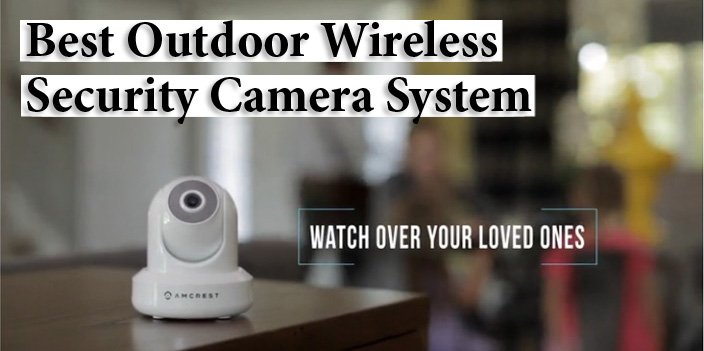 Featured image for article: Best Outdoor Wireless Security Camera System