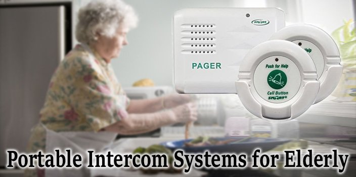 Featured image for article: Portable Intercom Systems for Elderly