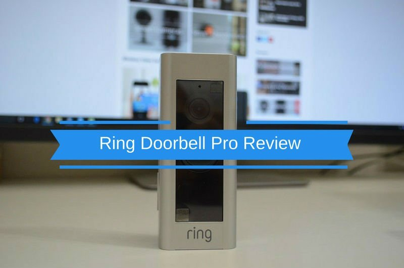 Featured image for article: Ring Doorbell Pro Review