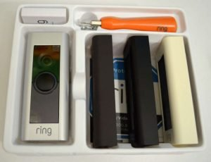 Ring video doorbell pro box