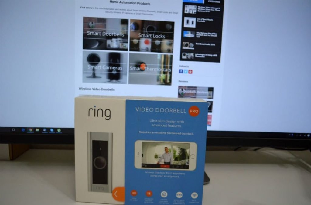 Ring Pro box Review