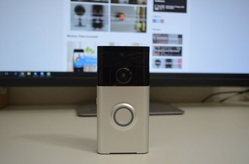 Ring Video Doorbell Design