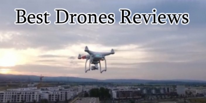 Featured image for article: Best Drones Reviews