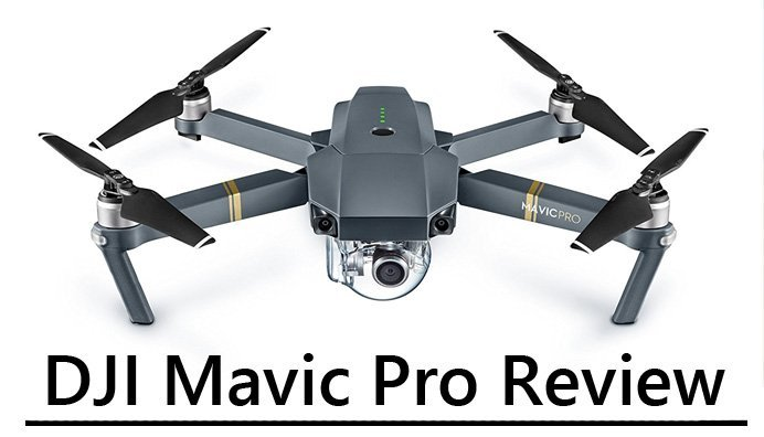 Featured image for article: DJI Mavic Pro Review