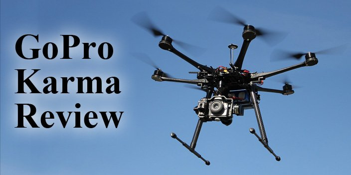 Featured image for article: GoPro Karma Review
