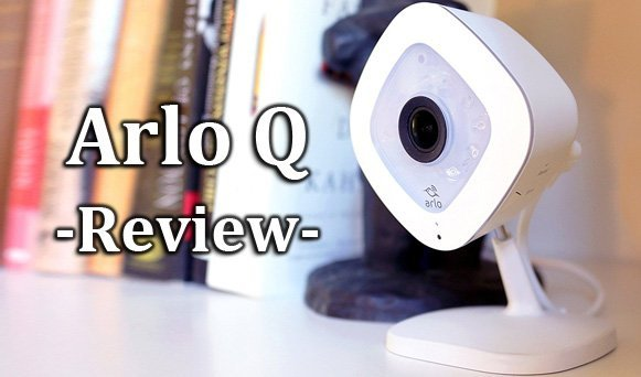 Featured image for article: Arlo Q Review