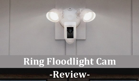 Featured image for article: Ring Floodlight Cam Review