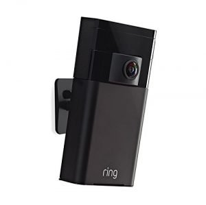 Ring Stick Up Cam, Outdoor security camera with 2-way audio