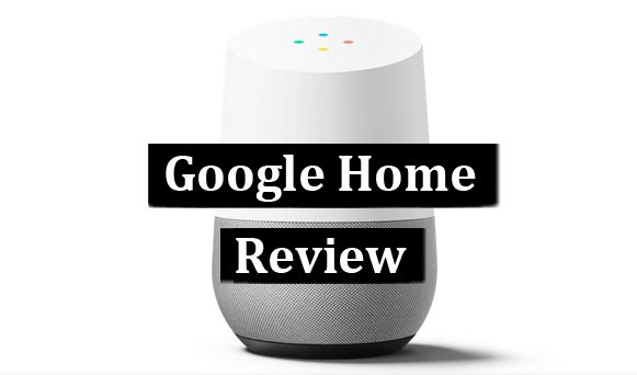 Featured image for article: Google Home Review
